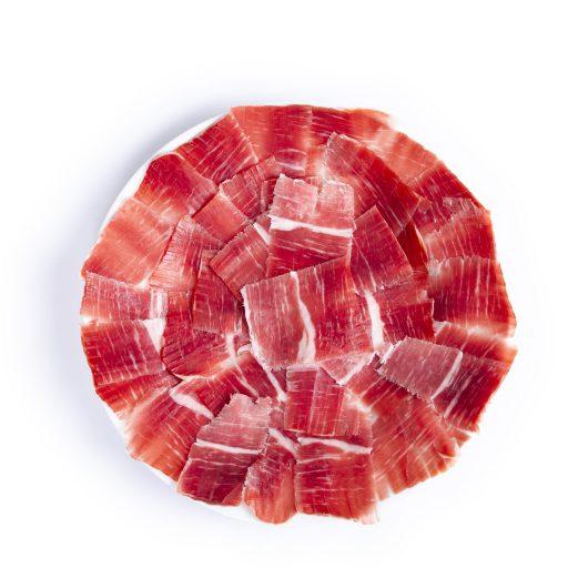 Plato-de-jamón