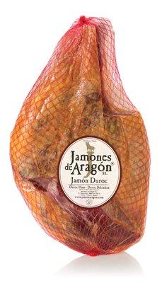 Jamón Aragón Duroc deshuesado